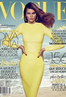 Link Buzz: Isabeli Fontana for Vogue Mexico; Has Vittorio Missoni's Missing Plane Been Found?