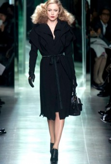 Bottega Veneta Fall 2013 Runway Review