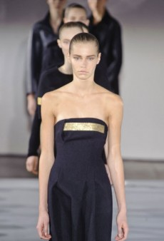 Jil Sander Fall 2013 Runway Review
