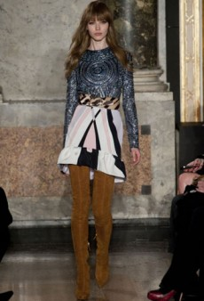 Emilio Pucci Fall 2013 Runway Review