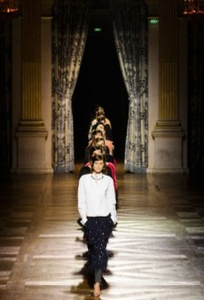 Dries Van Noten Fall 2013 Runway Review