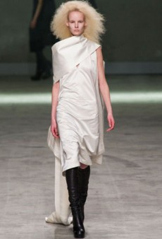 Rick Owens Fall 2013 Runway Review