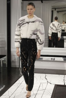 Balenciaga Fall 2013 Runway Review