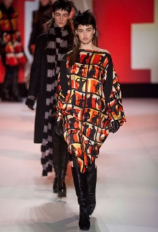Jean Paul Gaultier Fall 2013 Runway Review