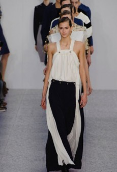 Chloe Fall 2013 Runway Review