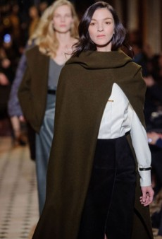 Hermes Fall 2013 Runway Review
