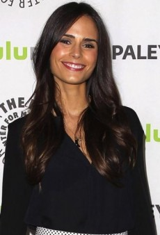 Look of the Day: Jordana Brewster Discusses Dallas in Rachel Zoe