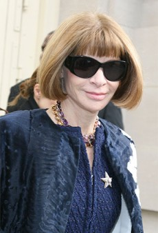 Link Buzz: Anna Wintour Gets a Promotion; Paris Vogue Gets Something Right