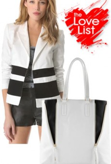 Black and White: The Love List
