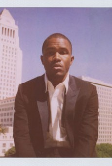Link Buzz: Frank Ocean for Band of Outsiders; SPRING