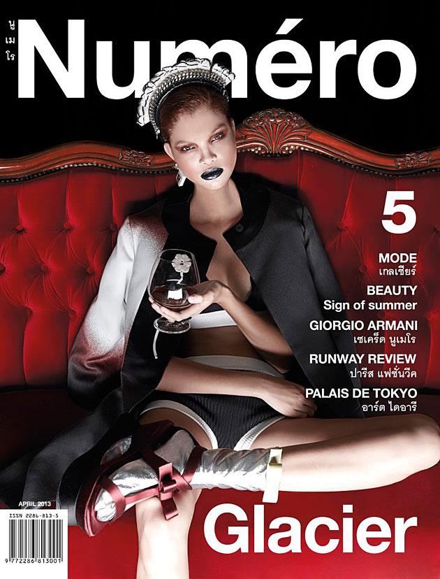 Numero Thailand April 2013 - Carmen Solomons