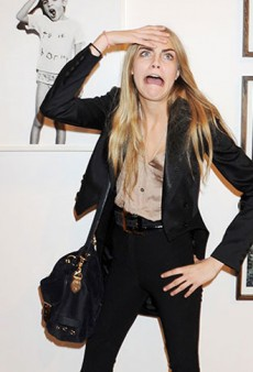 50 Shades of Cara Delevingne: The Ultimate Funny Faces Slideshow