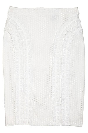McQ white skirt - forum buys