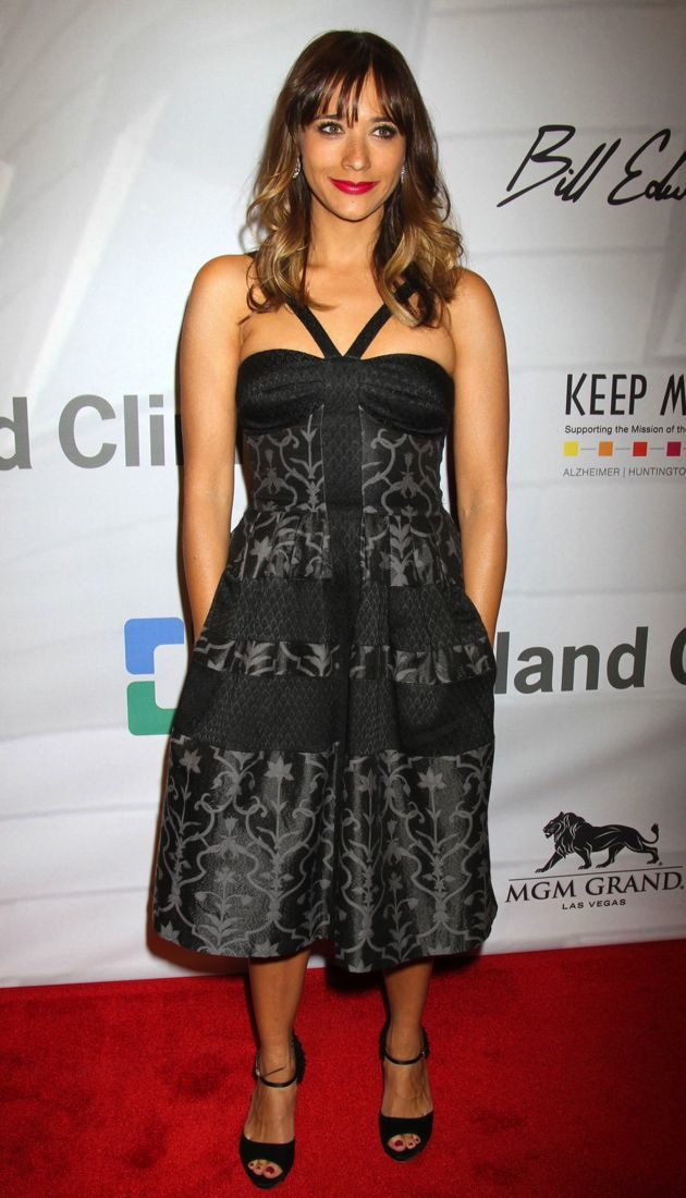 Rashida Jones 2013 Keep Memory Alive Power of Love Gala Las Vegas