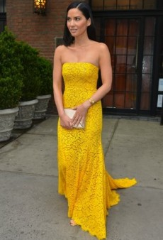 Olivia Munn Brightens Up the Time 100 Gala in Michael Kors and Other Best Dressed Celebs of the Week