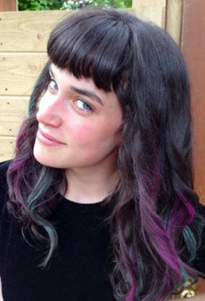 DIY: How to Use Hair Chalk