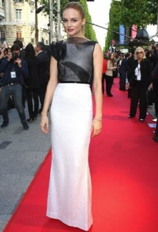 Heather Graham Travels to Paris to Promote The Hangover in Talbot Runhof and Other Best Dressed Celebs of the Week