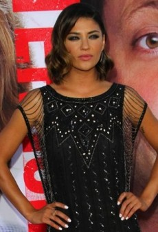Jessica Szohr Flashes a Bit of Flapper Style in Haute Hippie