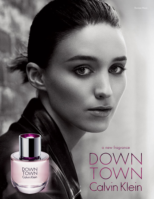 Rooney Mara for Calvin Klein