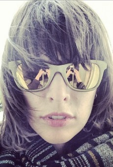 Milla Jovovich's Cannes Swag and Other Celeb Twitpics of the Week