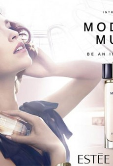 Arizona Muse for Estée Lauder's New 'Modern Muse' Fragrance