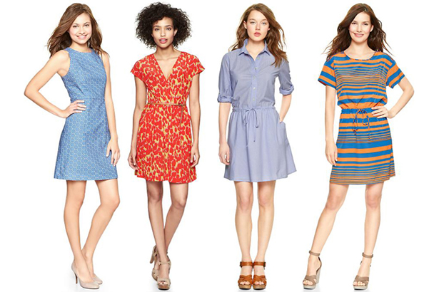 Summer Style: 7 Days of Wear-Everywhere Gap Dresses