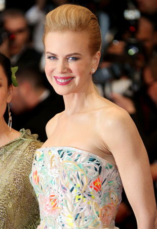 Nicole Kidman Steps It Up at Cannes as Jimmy Choo's New Ambassador