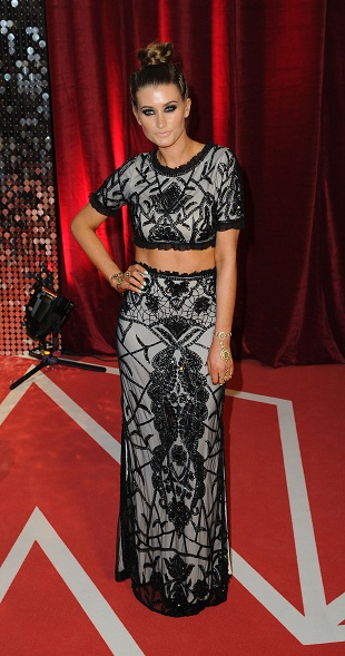 British Soap Awards 2013: Best of the Red Carpet Dresses