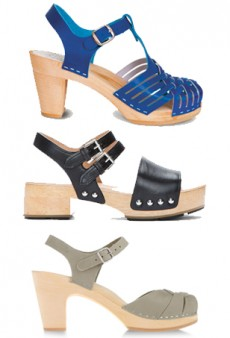 Summer Shoe Obsession: Swedish-Style Sandals