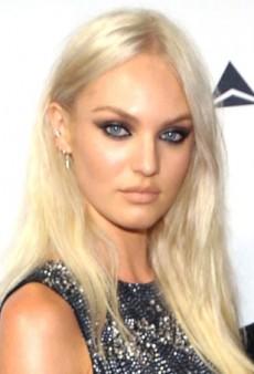 5 Reasons We Love Candice Swanepoel's New Platinum Blonde Hair (Forum Buzz)