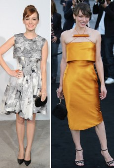 Get the Celeb Look: Pop Top Dresses