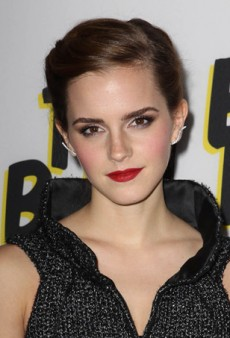 Go Bold with Emma Watson's Bright Beauty Look