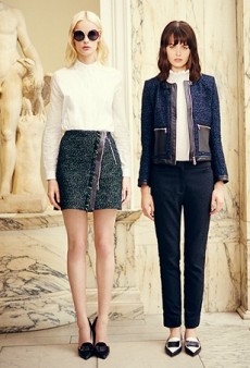 Erdem Pre-Spring 2014 Collection Review