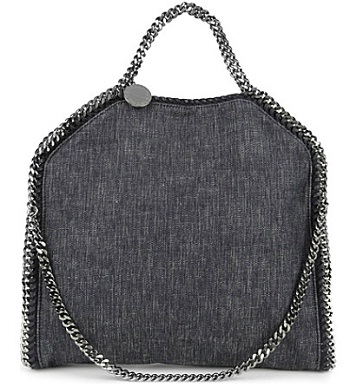 Stella McCartney denim bag