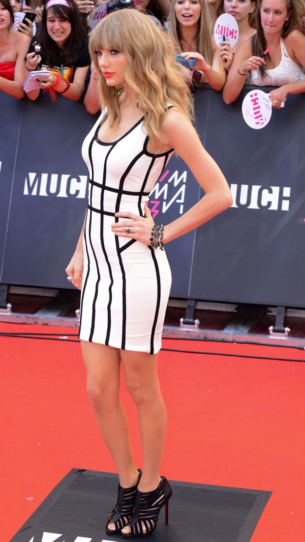 Taylor Swift at MuchMusic Video Awards