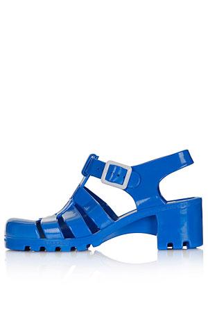 Topshop-blue-sandals