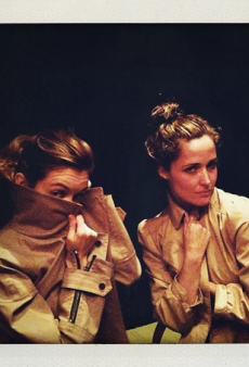 Nora Zehetner and Rose Byrne Have a Spy-Off and Other Celeb Twitpics of the Week