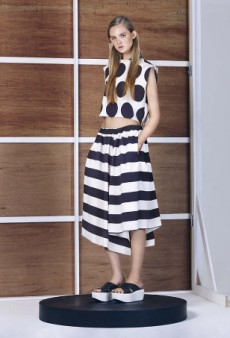 Resort 2014: Aussie Designers Bassike, Karen Walker and Sass & Bide Take a Break From Winter