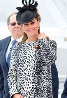 Kate Middleton in Animal Print: Get the British High Street Look