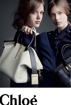 Chloé Fall 2013 Ad Campaign is Kind of Boresville (Forum Buzz)