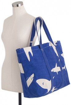 Wanting: Virginia Johnson x J.Crew Tote Bag