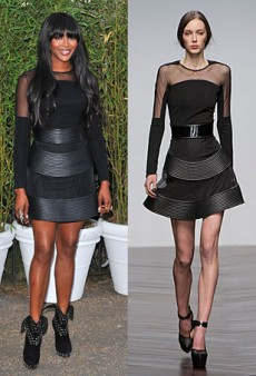 Runway to Real Life: Naomi Campbell in David Koma, Kristen McMenamy in Giles and More (Forum Buzz)