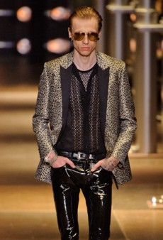 Saint Laurent Mens Spring 2014 Isn't Actually All That Bad (Forum Buzz)
