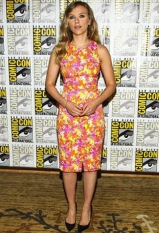 Stars Show Off Some Hero Looks at Comic-Con International 2013