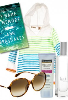 Gail Simmons: 10 Things I Can't Live Without This Summer