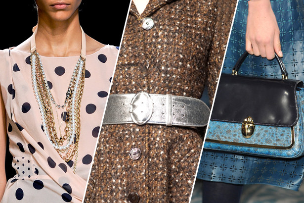 Nina Ricci, Prada, Tory Burch Fall 2013, images: IMAXtree