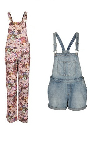 portrait cover dungaree