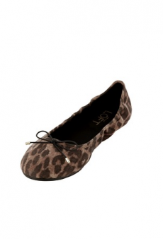 Prep for Fall With Printed Flats to Wear Now and Later