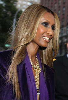 Iman Proposes Boycotting Designers Who Only Use White Models