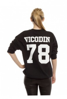 Adderall, Vicodin and Xanax May Sue Kitson Over Brian Lichtenberg-Designed Jerseys